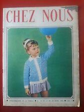 1965 revue CHEZ NOUS n°16 BOURVIL