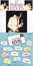 CD Elvis PRESLEY Love Letters From Elvis (1971) - Mini LP REPLICA -14-track CARD