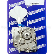 NEW Hipshot BT2 Bass Xtender Key for 67-82 P & J Bass Fender Detuner - NICKEL