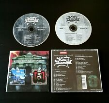KING DIAMOND – THEM / CONSPIRACY - TWO FROM THE VAULT - 2004 CD - Mercyful Fate