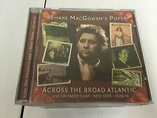 Shane MacGowan & The Popes - Across The Broad Atlantic (Live CD)