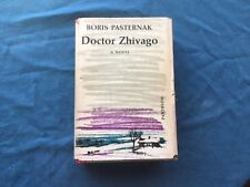 """Doctor Zhivago"" by Boris Pasternak 1st Edition US Print 1958 2nd print"