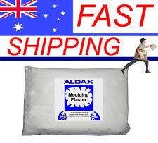 Aldax Moulding Plaster 2kg - Hard Surface Easy to use Casting Plaster for Molds