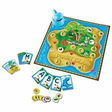 Learning Resources Alphabet Island, Letter & Sounds Game, Language Development