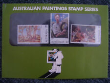 1974 April 24th  Australian Painting Series.
