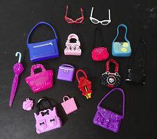 Monster High & Barbie Accesorios 15 carteras de Sol Paraguas