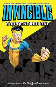 Invincible Compendium Volume 1 TP NM Kirkman Amazon Prime