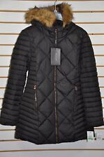 NWT Women's Marc New York, Down Coat W/ Fur(Detachable) Hood. Size S, $300