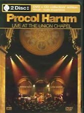 Procol Harum - Live at the Union Chapel DVD & CD, NEW! Music Live Concert