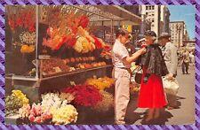 Cartolina - SAN FRANCISCO - Street Flower