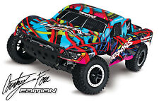 Traxxas Hawaiian Slash 2WD RTR 1/10 2.4Ghz Short Course RC Truck TRA58034