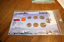 Russia Coin Set Uncirculated