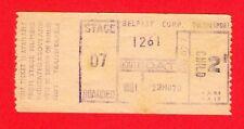Belfast Corporation Transport ~ TIM Machine Bus Ticket - 2d Child: 1970