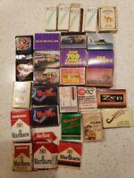 Vintage Lot Tobacco Advertising Safety Matchbox King Edward Cigar Junk Drawer