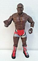 "WWE Shelton Benjamin 2003 Jakks Pacific 7"" Wrestling Action Figure Loose"