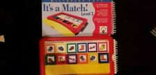 Discovery Toys – It's A Match. Level 1 and 2. Ages 3Yrs+ Critical Thinking + Fun