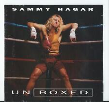 Unboxed by Sammy Hagar (CD) VG