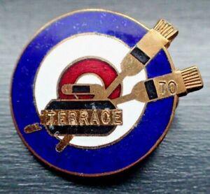 Vintage Curling Pin - Terrace 70