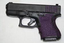 DARK PURPLE non slip SUBCOMPACT Gun Grip tape FOR HANDGUN, PISTOL, COMPETITION