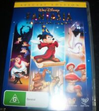 Fantasia Walt Disney Classics Original (Australia Region 4) DVD – Like New