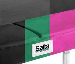 Randabdeckungen für Salta Trampoline - Schutzrand in 3 Farben rund oder eckig