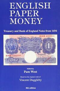 English Paper Money