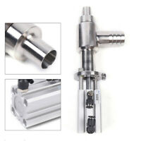 304 Stainless Steel Liquid Paste Filling Machine Filling Nozzle Heads Part 32mm