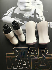 Hot Toys Star Wars Force Awakens 1st Order Flametrooper Boots 1/6th scale