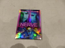 NERVE DVD+DIGITAL WITH SLIPCOVER NEW