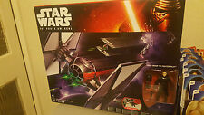 STAR WARS THE FORCE AWAKENS FIRST ORDER SPECIAL FORCES TIE FIGHTER + FIGURE NEW