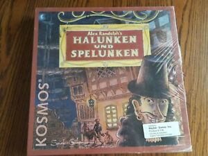 Halunken und Spelunken (Scoundrels and Dives) New Kosmos Games w/ translation