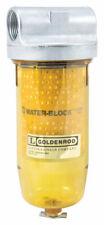 Dutton Goldenrod  Water Block Fuel Filter