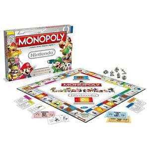 2011 Monopoly Nintendo Collector Edition Replacement Game Parts/Pieces  You Pick
