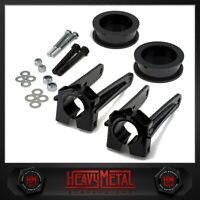 """3.5"""" Front + 2"""" Rear Full Lift Kit For 05-10 Jeep Grand Cherokee WK Fork Clevis"""