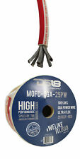 25Ft Ds18 0Ga Marine Power Wire Ofc Tinned Copper Cable Battery
