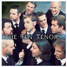 New: THE TEN TENORS - Larger Than Life CD + DVD