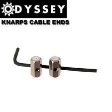 Odyssey Knarps, Slip-free Cable Anchors, Knarp Ends sold as a pair
