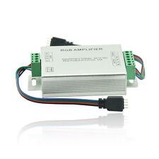 3528 5050 RGB LED Strip Light Data Repeater Signal Amplifier DC12V-24V 12A