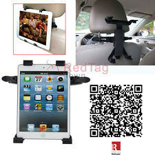 Car Back Seat Headrest Holder Mount Kit For iPad Air 2 iPad 4/3/2 Samsung Tab