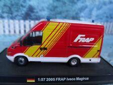 1/57  DelPrado 2005 FRAP Iveco Magirus Germany FIRE