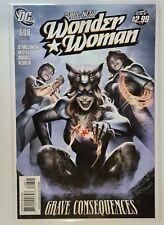 WONDER WOMAN #608 (2011) ALEX GARDNER VARIANT CHEETAH COVER NM