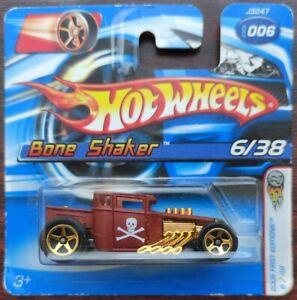 Hot Wheels First Editions Bone Shaker 1:64