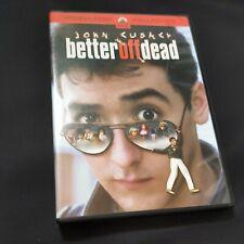 Better Off Dead [ Dvd] John cusack Subtitled, Widescreen