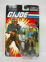 G.I. JOE COLLECTOR'S CLUB FSS FINAL 12 TIGER FORCE UK HIT & RUN  FIGURE MOC