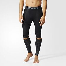 adidas Techfit Recovery 3-in-1 Compression Fit Tights & Calf Warmers (L) B45500