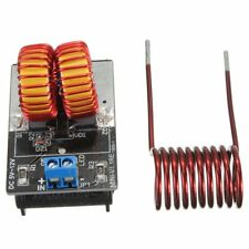 5V-12V Low Voltage ZVS Induction Heating Power Supply Module + Heater Coil LN