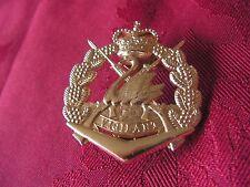 insigne militaire canadien vigilant