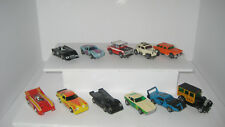 Aurora AFX Slot Cars and Misc Lot - 11 cars complete