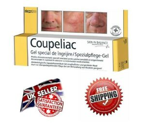 Coupeliac Gel Cuperosis Red Acne Red Chest Illness Treatment  Rosacea Cоuperosis