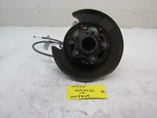 2014-2017 QX60 FWD left driver rear suspension stub axle spindle knuckle hub OEM